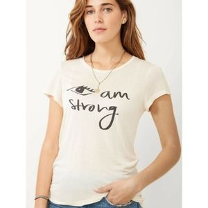 Maette for Stella and Dot Eye am Strong T Shirt